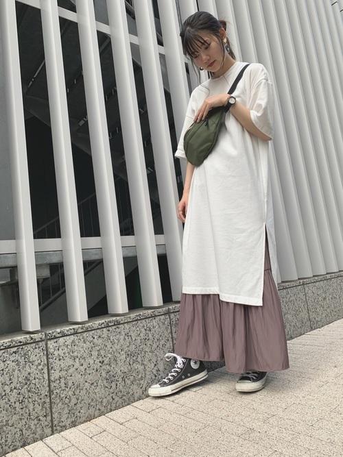 GU 夏コーデ4