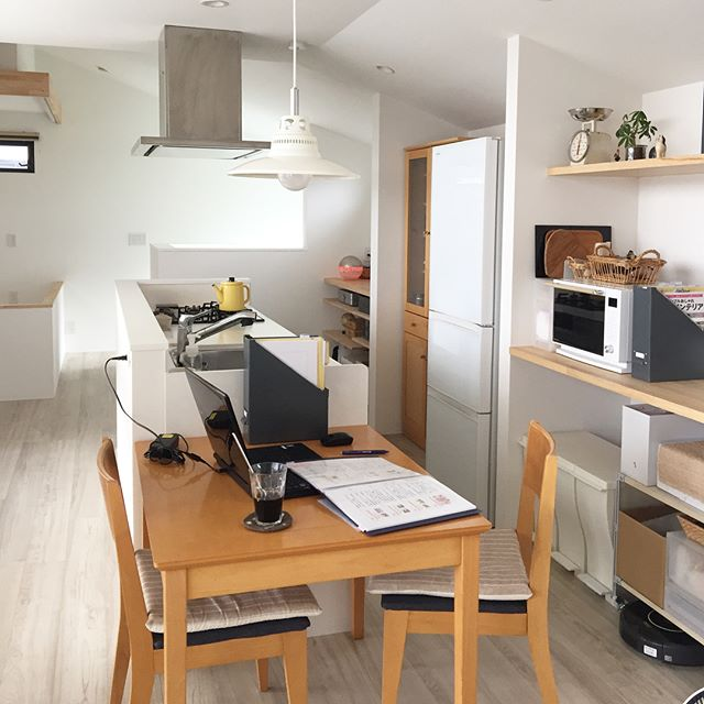 ワークスペース キッチン2