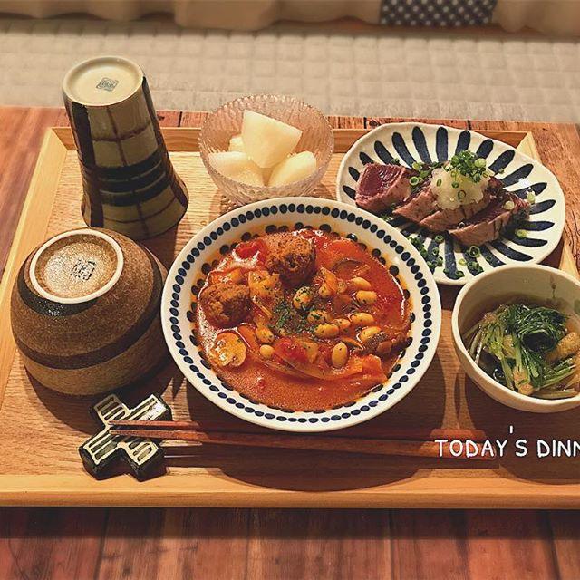 トマト 大量消費 レシピ スープ5
