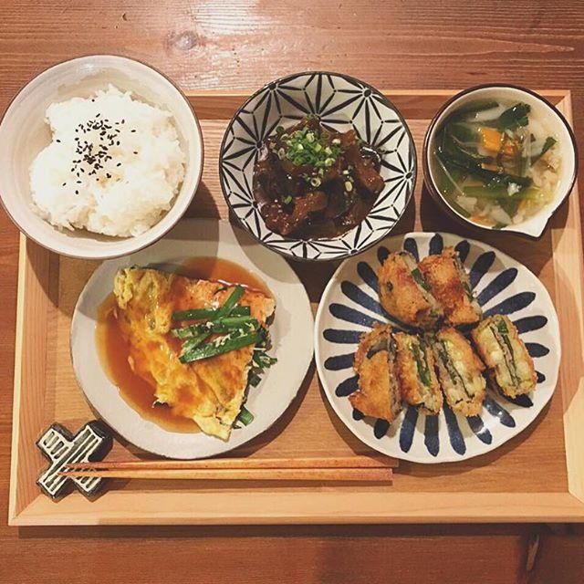 夏に食べたいなすの和風レシピ13