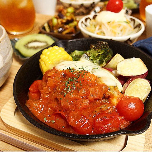 トマト 大量消費 レシピ 作り置き3