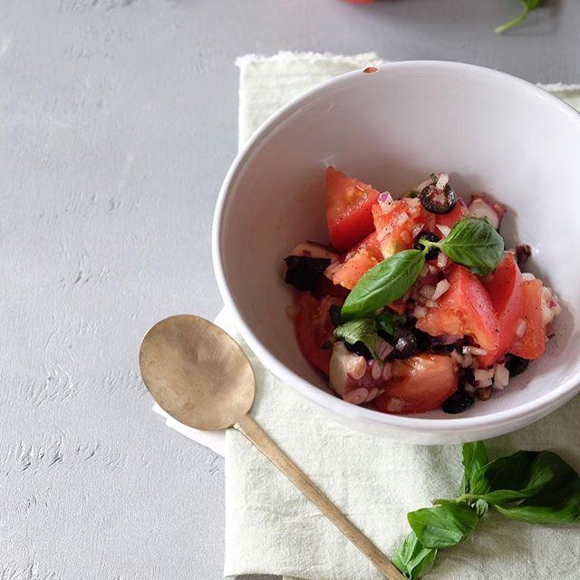 トマト 大量消費 レシピ サラダ・野菜4