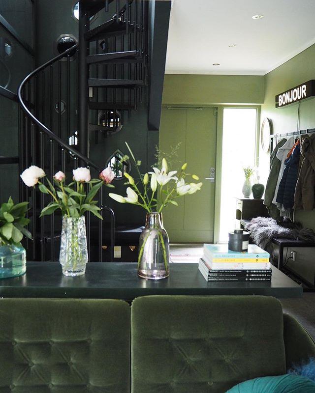 優しい気持ちになれるグリーンルーム