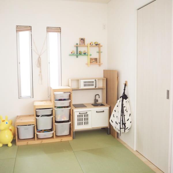 和室 子供部屋6