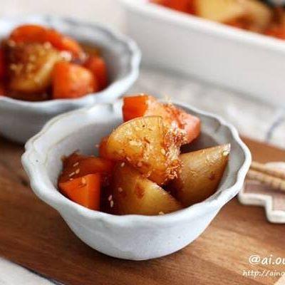 大根の簡単レシピ お弁当 作り置き5