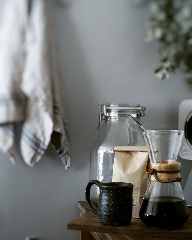 おうちのコーヒーコーナー12