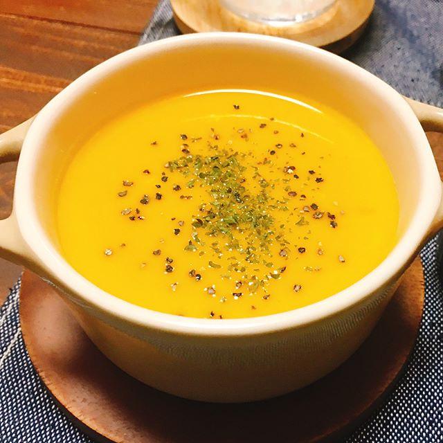 朝食のパンと相性の良いスープ4