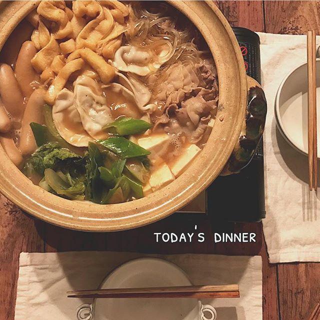 土鍋 レシピ 鍋料理2