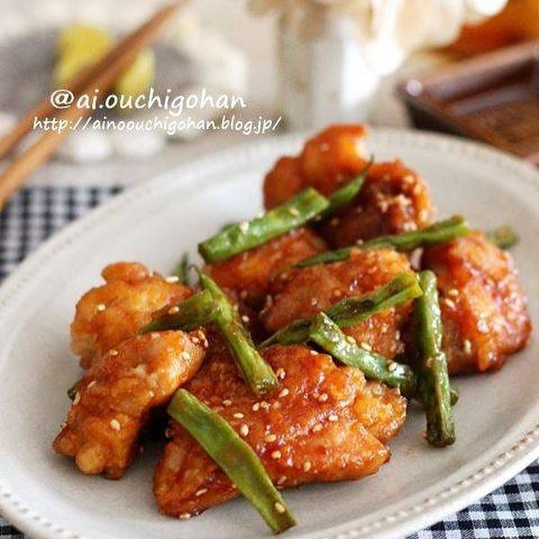 アンチエイジング 鶏肉 料理12