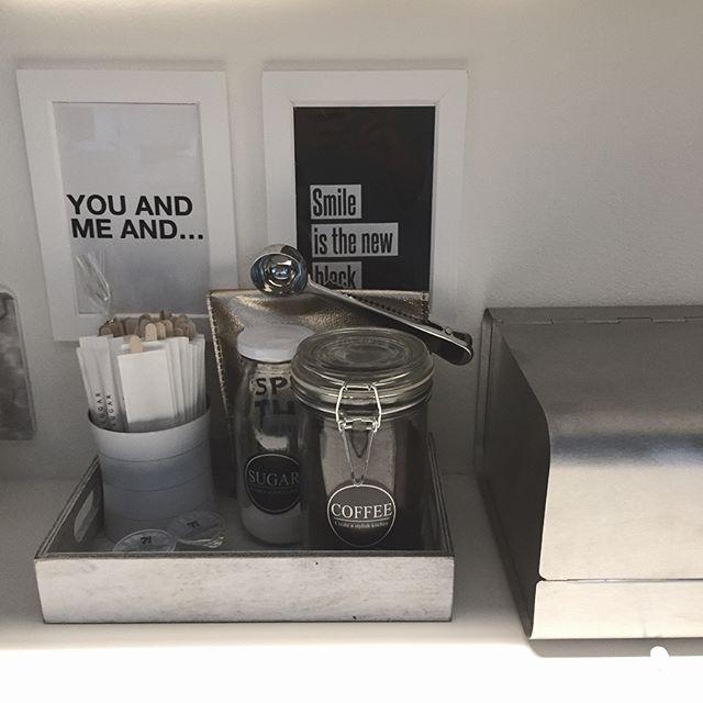 おうちのコーヒーコーナー10