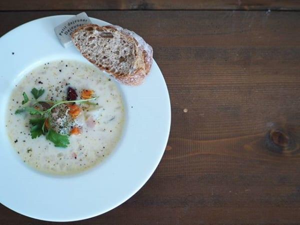 胃 優しい レシピ スープ7