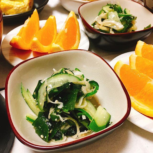 コロッケ 献立 サラダ 副菜2