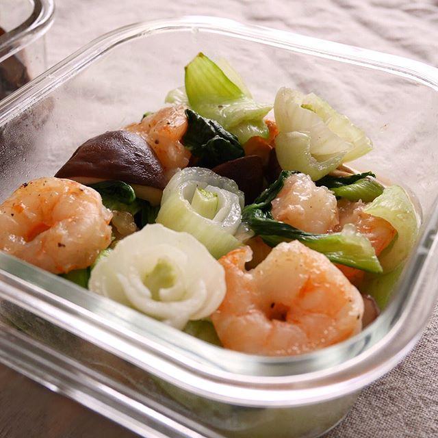 作り置きにおすすめの野菜の炒め物2