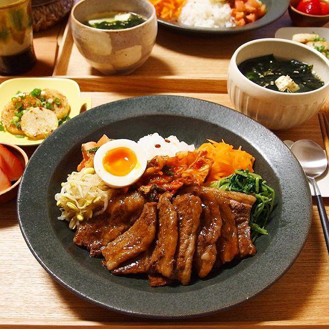 【レシピ付き】ビビンバ