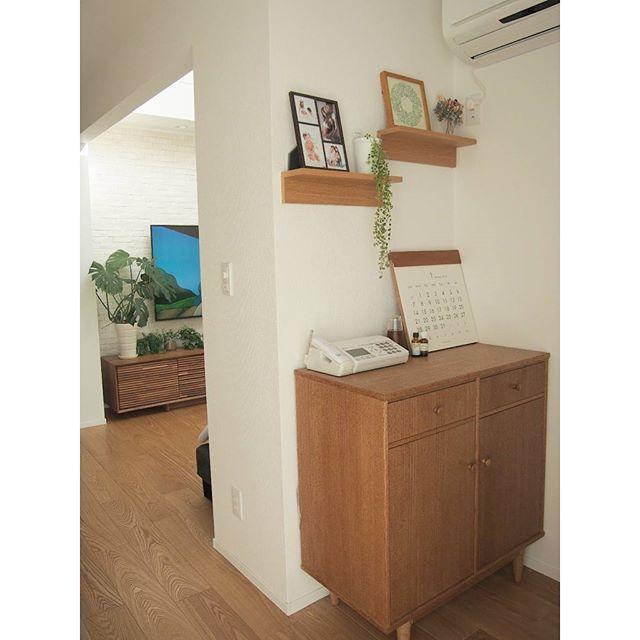無印良品 壁に付けられる家具3