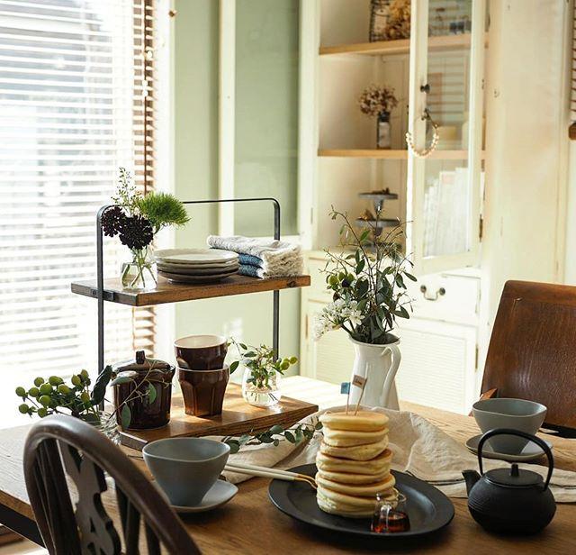 丁寧な暮らし 豊かな食卓2
