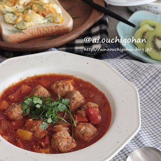トマト 大量消費 レシピ 煮込み6