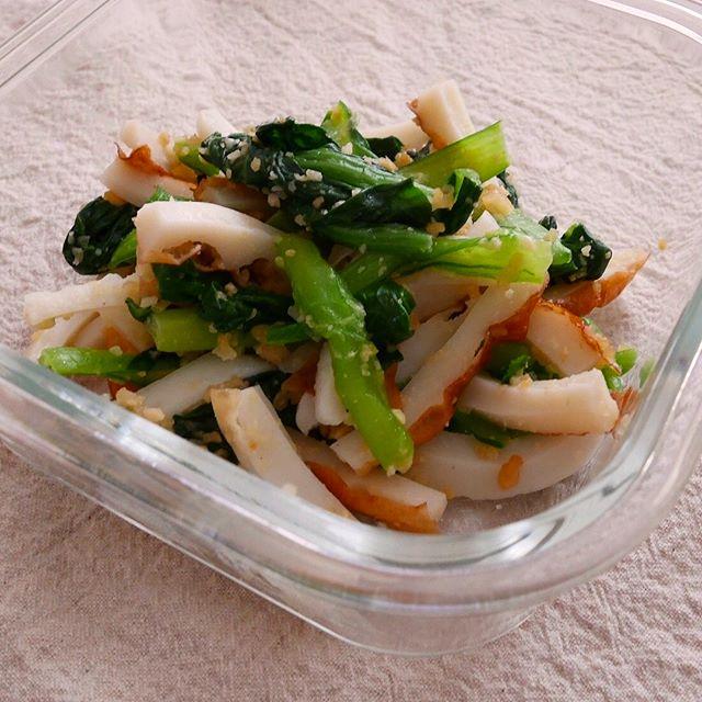 作り置きにおすすめの野菜の和え物