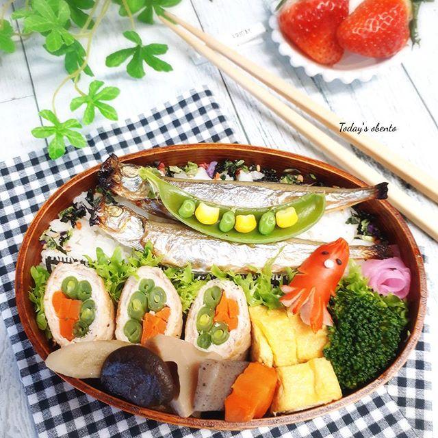 作り置きにおすすめの野菜の巻き物5