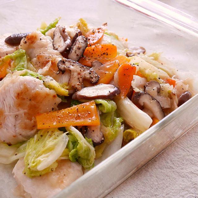 作り置きにおすすめの野菜の炒め物7