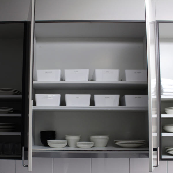 食器棚収納15