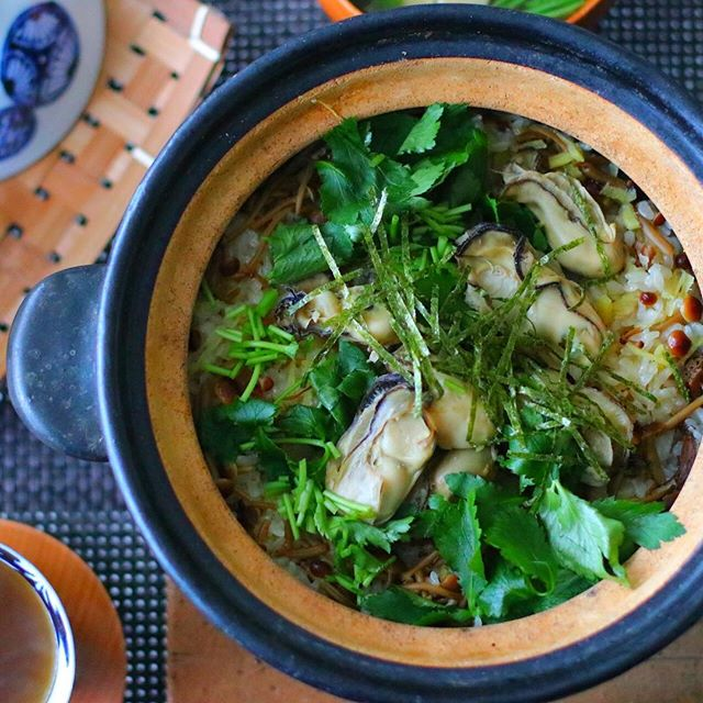 土鍋 レシピ 炊き込みご飯4