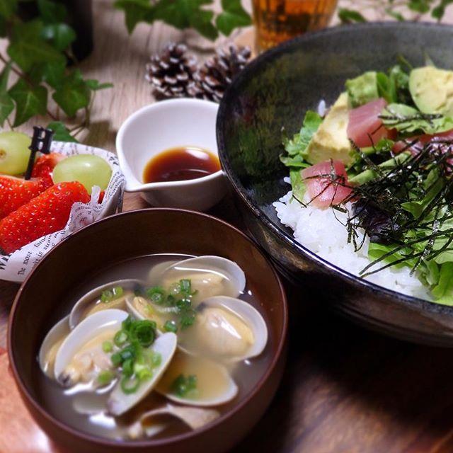 夏 和風スープ 2
