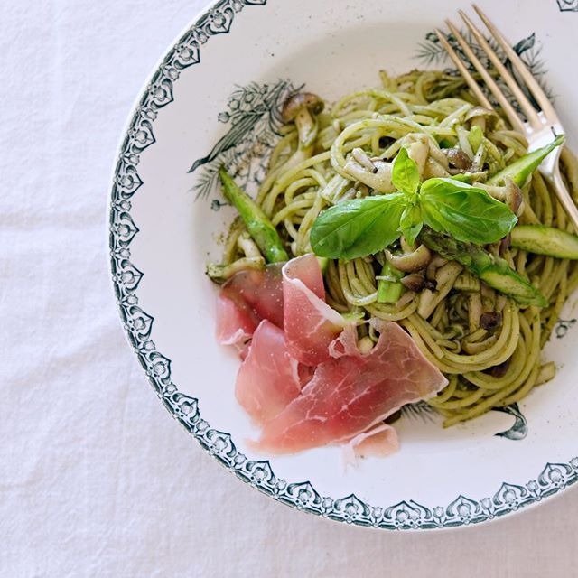 野菜 オイル パスタ7