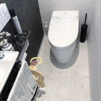 すぐに掃除できる!トイレの掃除用具はまとめてトイレに「スッキリ収納」しよう♪