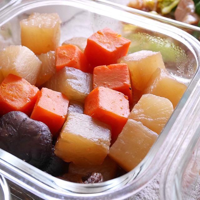 作り置きにおすすめの野菜の煮物