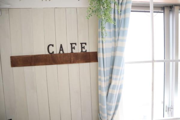 カフェ風インテリア