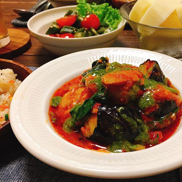 アンチエイジング 鶏肉 料理2