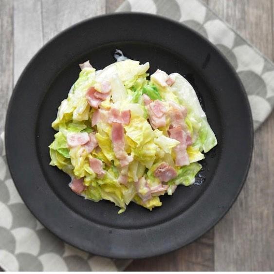 キャベツ 簡単レシピ 洋食2