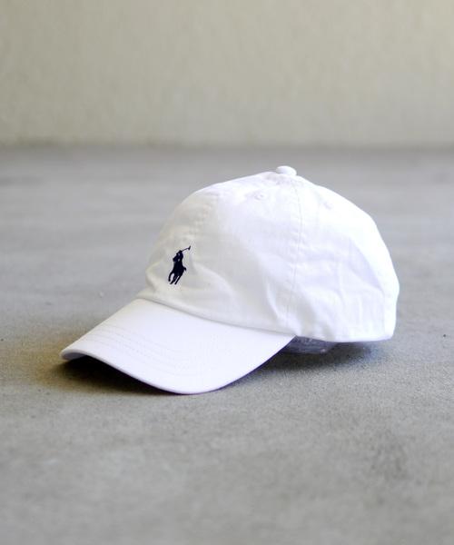 [RALPH LAUREN ラルフローレン] BOYS CLASSIC SPORT CAP