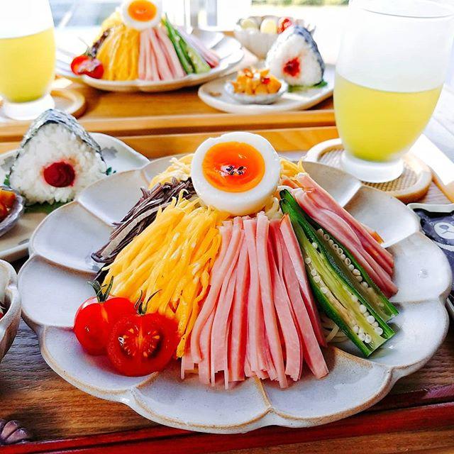 コロッケ 献立 麺類6