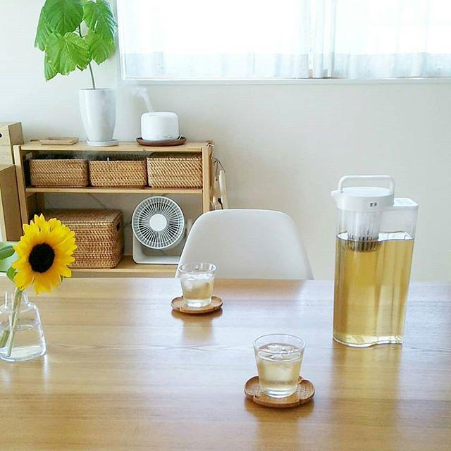 シンプル冷水筒3