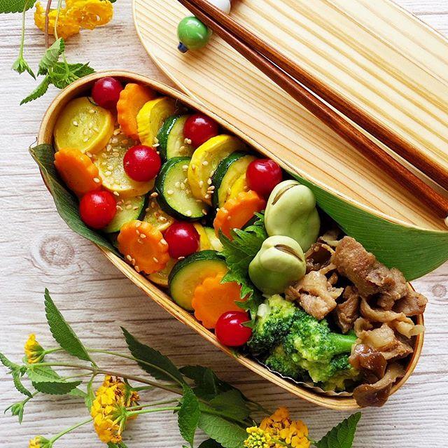 ダイエット中 お弁当 野菜系 おかず8
