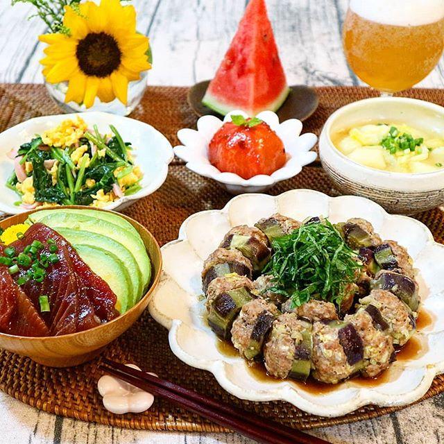 夏に食べたいなすの和風レシピ16