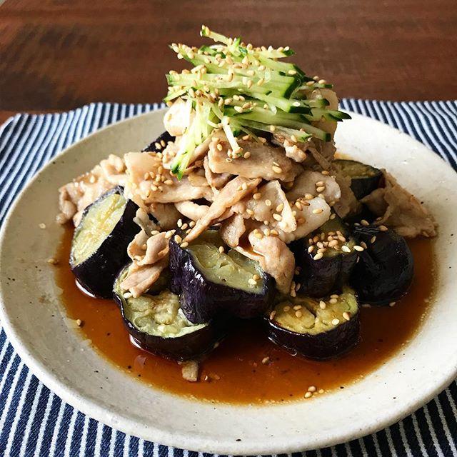 夏に食べたいなすの和風レシピ