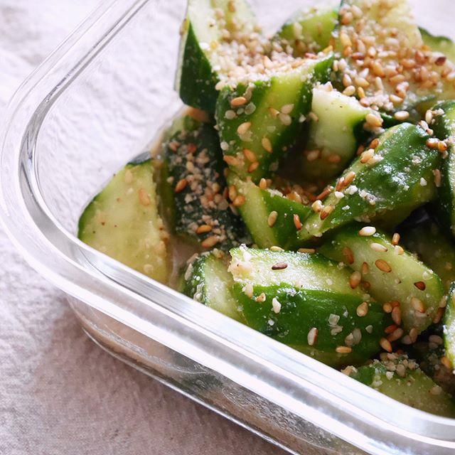作り置きにおすすめの野菜の和え物2
