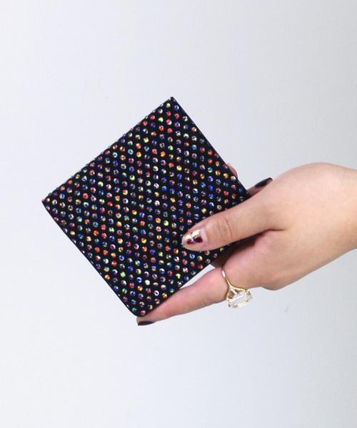 [tsumori chisato CARRY] イリュージョン 折財布