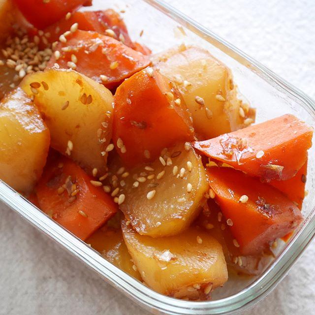 作り置きにおすすめの野菜の煮物2