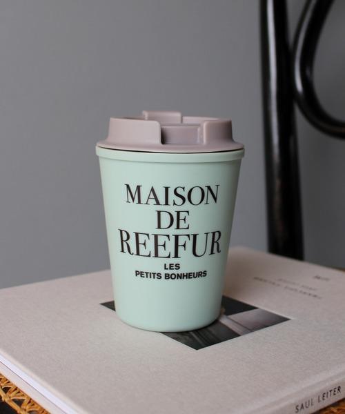 [MAISON DE REEFUR] MAISON DE REEFURロゴ ウォール マグ スリーク タンブラー