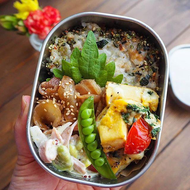 ダイエット中 お弁当 豆類系 おかず5