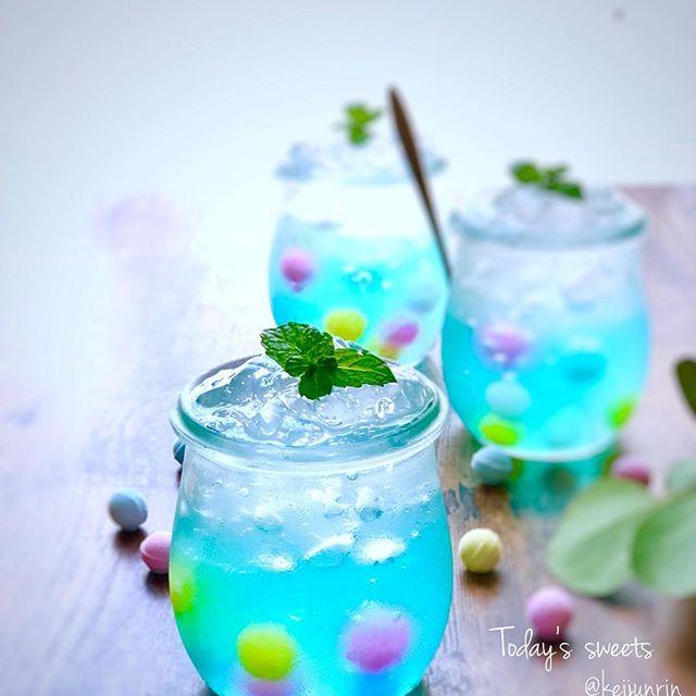 夏 おすすめ 簡単レシピ スイーツ3