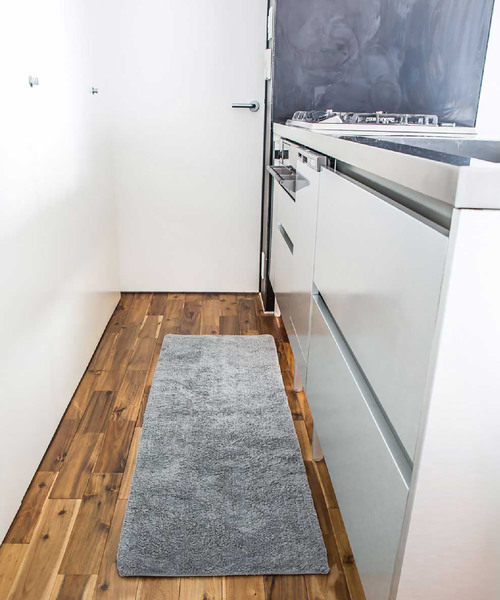 [sarasa design store] b2c キッチンマット M デイリー|180×45cm