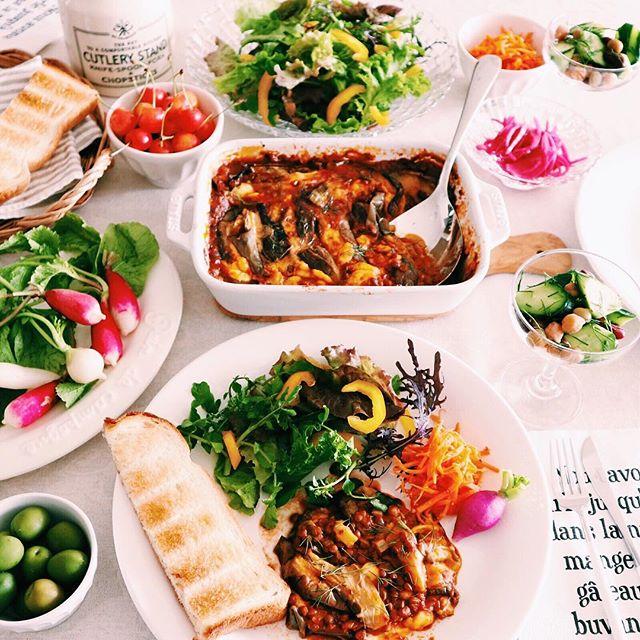夏に食べたいなすの洋風レシピ6
