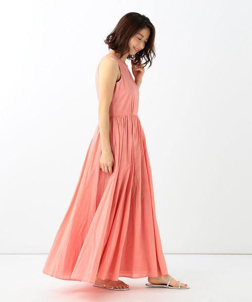 [BEAMS WOMEN] MARIHA / 夏のレディのドレス