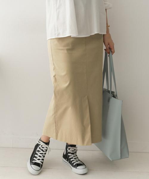 [URBAN RESEARCH DOORS] センターベンツストレートスカート