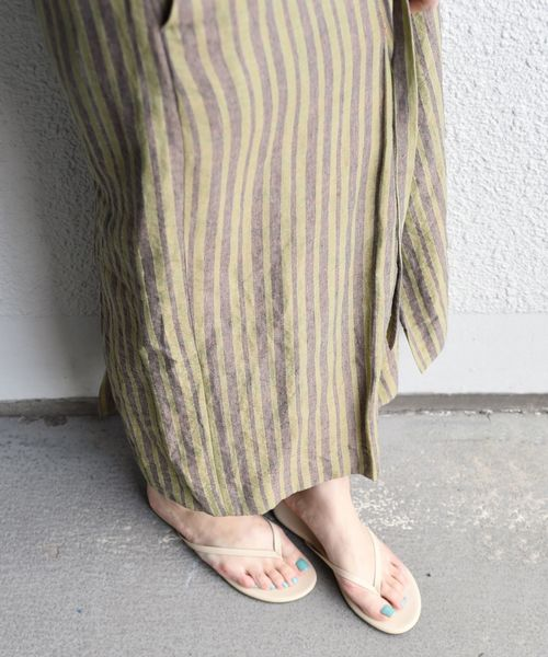 [SHIPS for women] 【WEB限定】TKEES: SANDAL◆